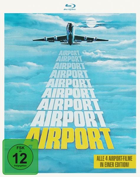 Airport - Die Edition (4 Blu-rays)