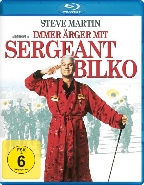 Immer Ärger mit Sergeant Bilko (Blu-ray)