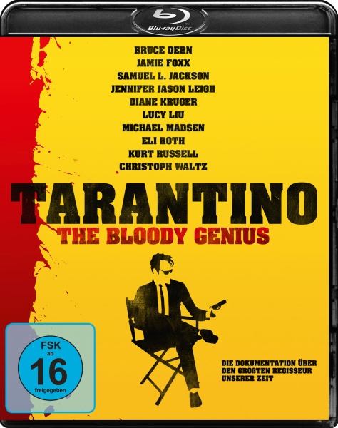 Tarantino - The Bloody Genius (Blu-ray)