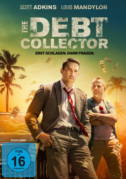 Debt Collector (DVD)