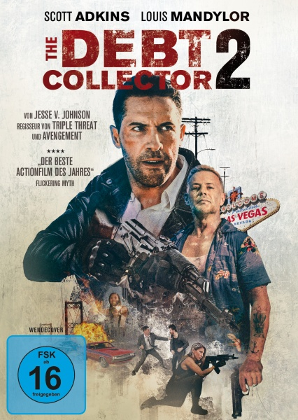 Debt Collector 2 (DVD)