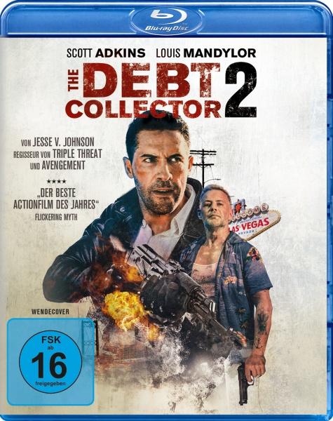 Debt Collector 2 (Blu-ray)