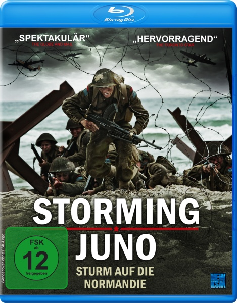 Storming Juno (Blu-ray)