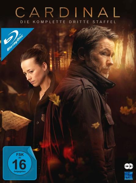 Cardinal - Staffel 3 (2 Blu-rays)