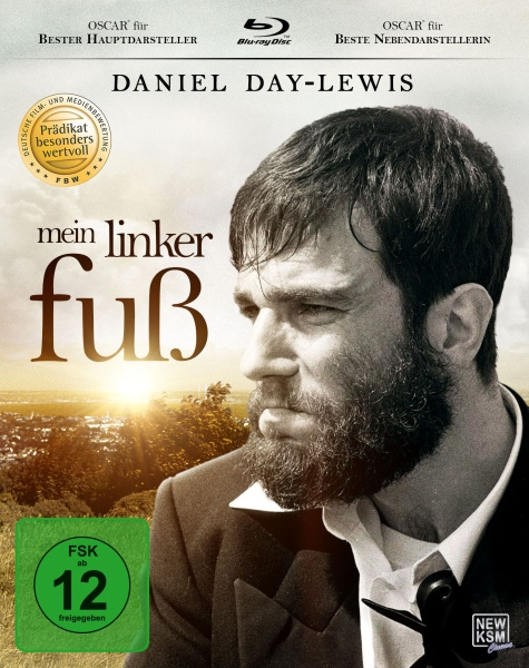 Mein linker Fuß - My Left Foot (Blu-ray)