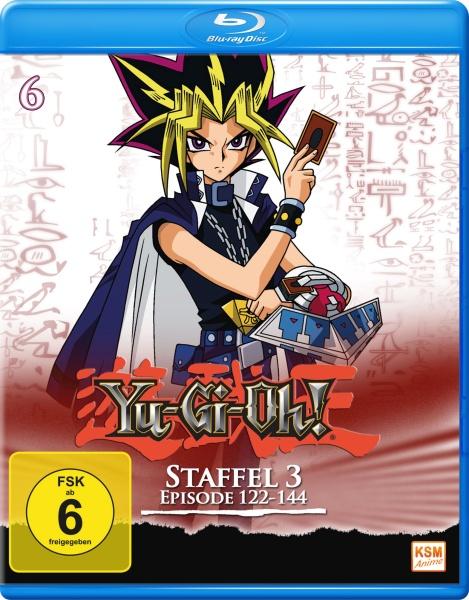 Yu-Gi-Oh! - Staffel 3.2: Episode 121-144 (Blu-ray)