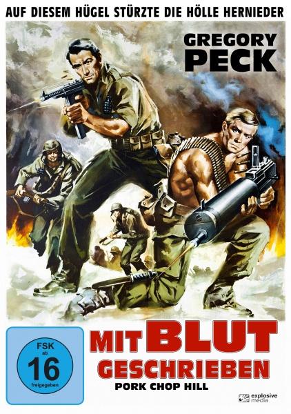 Mit Blut geschrieben (Pork Chop Hill) (DVD)