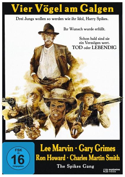 Vier Vögel am Galgen (The Spikes Gang) (DVD)