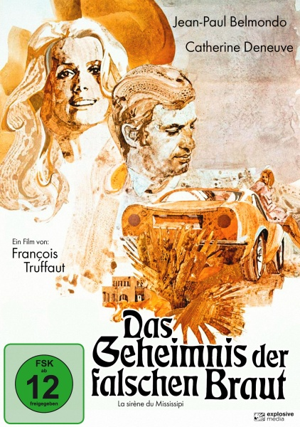 Das Geheimnis der falschen Braut (La sirène du Mississipi) (DVD)