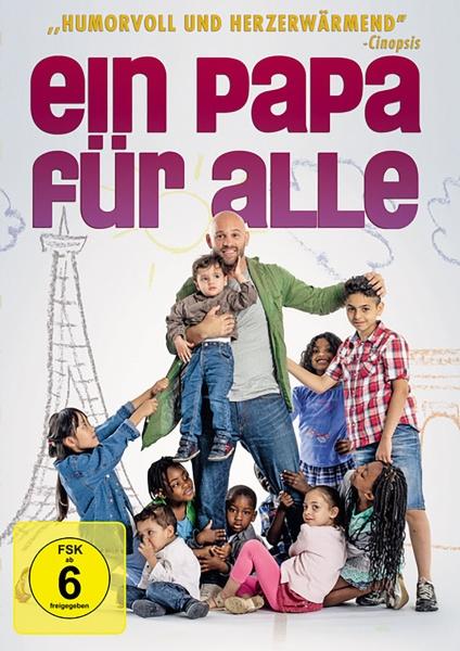 Ein Papa für alle - Zusammen sind wir stärker (DVD)