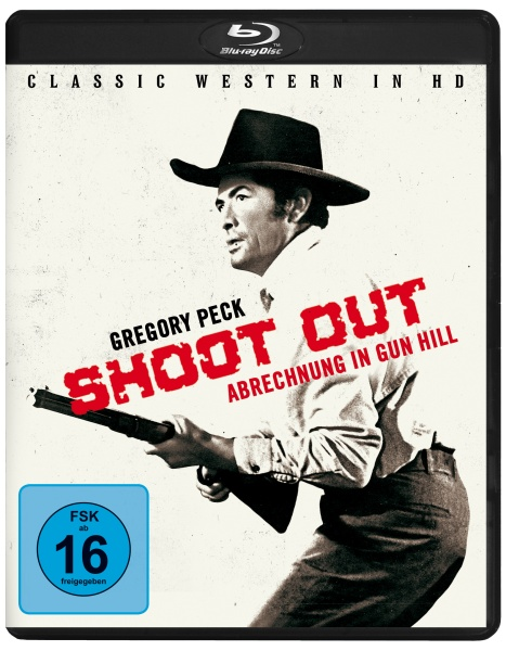 Shoot Out - Abrechnung in Gun Hill (Blu-ray)