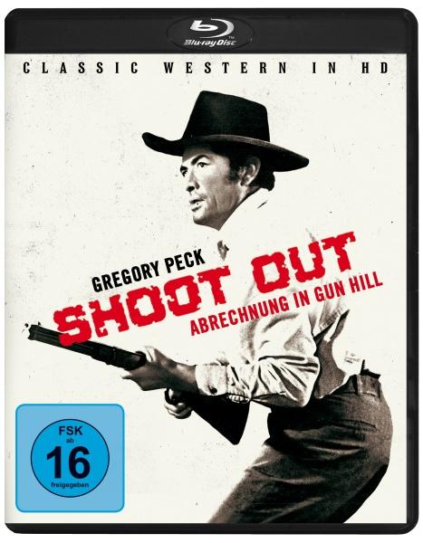 Shoot Out - Abrechnung in Gun Hill (Blu-ray)