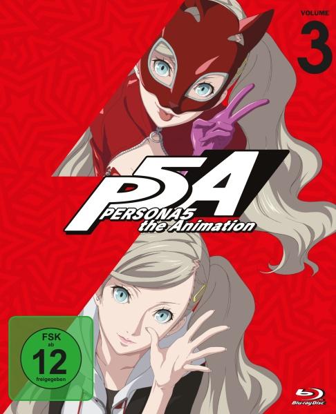 PERSONA5 the Animation Vol. 3 (Blu-ray)
