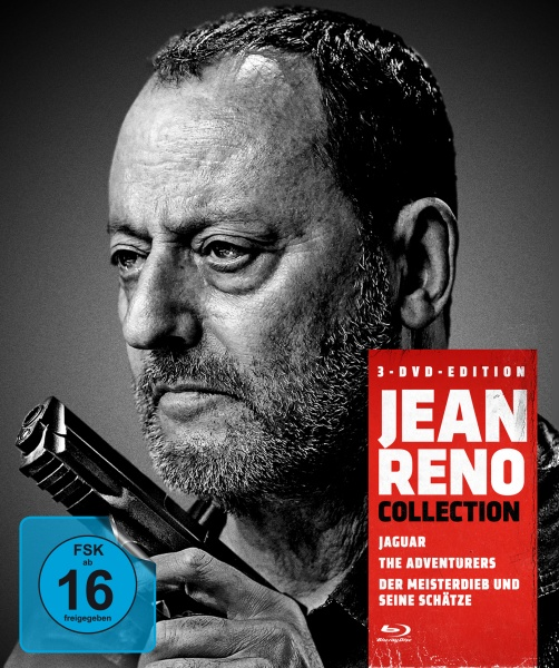 Jean-Reno-Collection (3 Blu-rays)