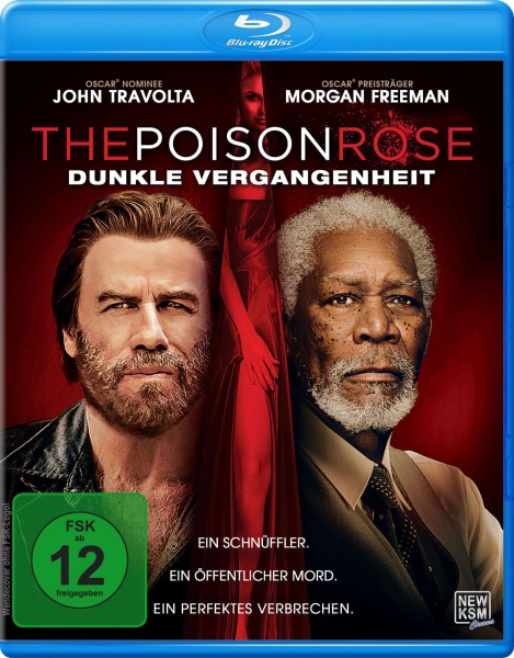 The Poison Rose - Dunkle Vergangenheit (Blu-ray)
