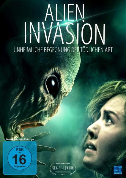 Alien Invasion - Unheimliche Begegnung der tödlichen Art (DVD)