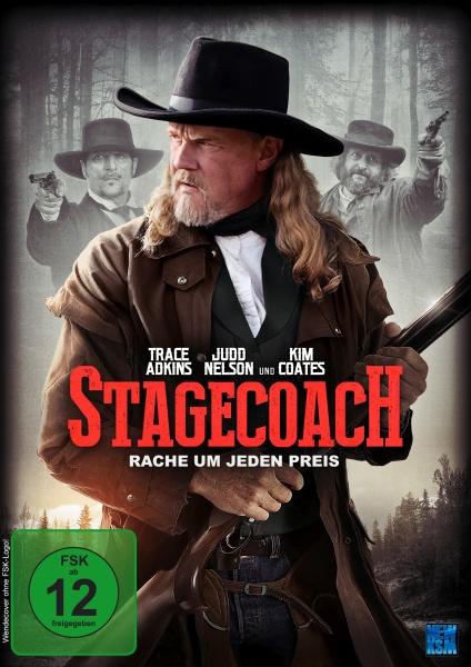 Stagecoach - Rache um jeden Preis (DVD)