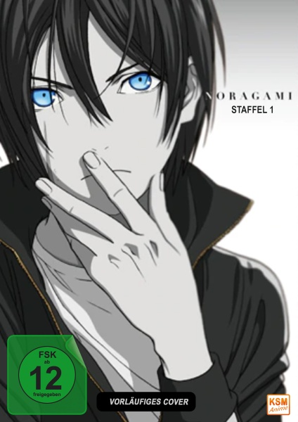 Noragami - Gesamtedition Staffel 1: Episode 01-12 (2 DVDs)