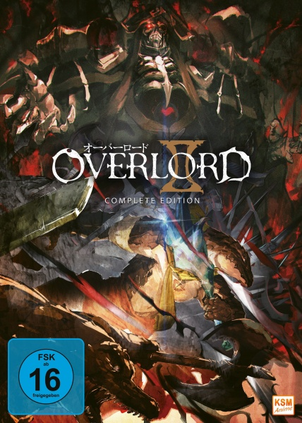 Overlord - Complete Edition - Staffel 2 (3 DVDs)