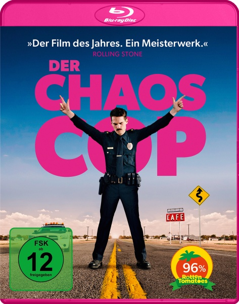 Der Chaos-Cop - Thunder Road (Blu-ray)