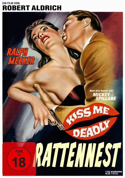 Rattennest (Kiss Me Deadly) (DVD)