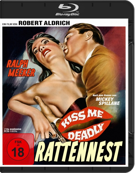 Rattennest (Kiss Me Deadly) (Blu-ray)