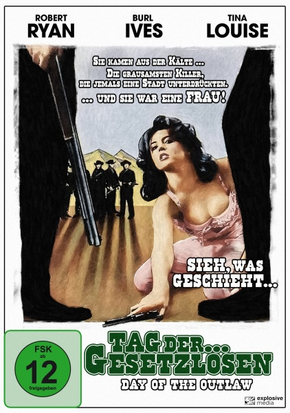 Tag der Gesetzlosen (Day Of The Outlaw) (DVD)