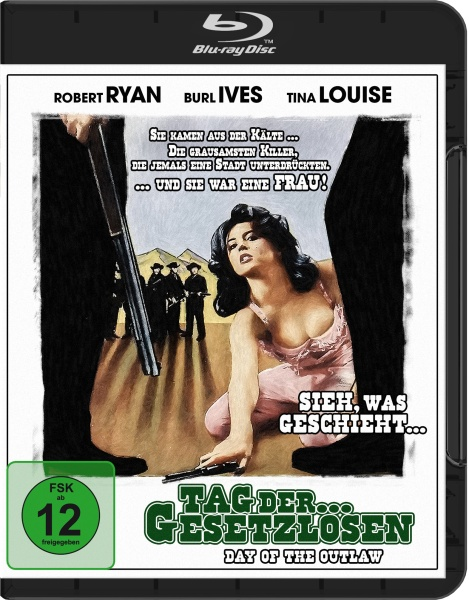 Tag der Gesetzlosen (Day Of The Outlaw) (Blu-ray)