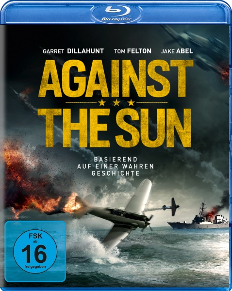 Against the Sun (Blu-ray)