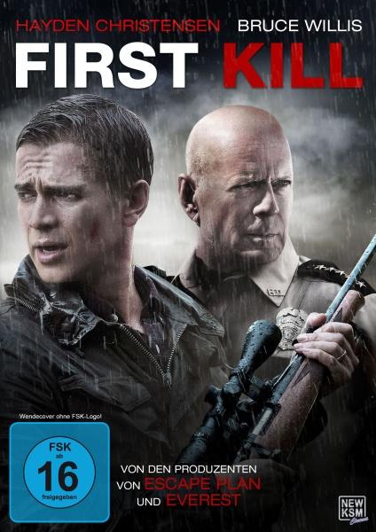 First Kill (DVD)