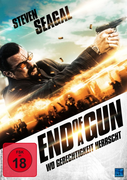 End of a Gun - Wo Gerechtigkeit herrscht Uncut Version (DVD)