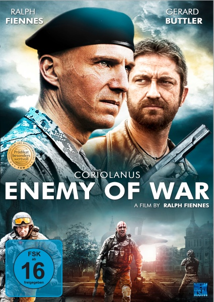 Coriolanus - Enemy of War (DVD)