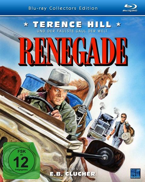 Renegade - Collectors Edition (Blu-ray)