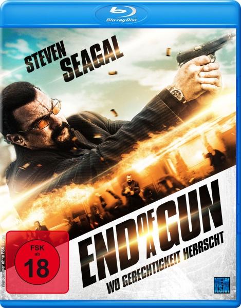 End of a Gun - Wo Gerechtigkeit herrscht Uncut Version (Blu-ray)