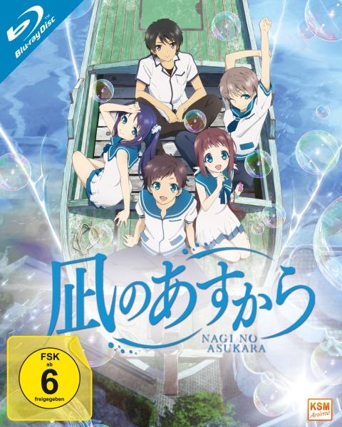 Nagi no Asukara - Volume 1: Episode 01-06 (Blu-ray)