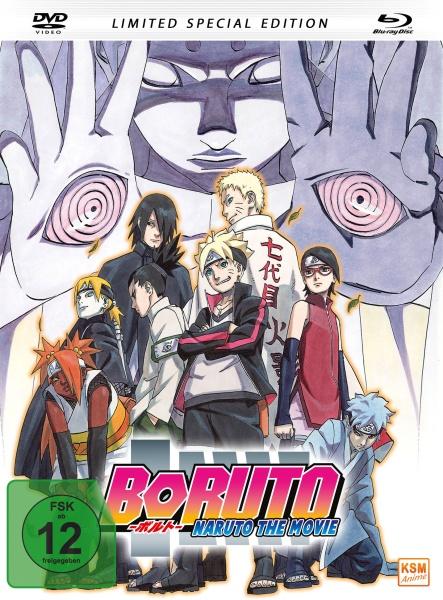 Boruto Naruto: The Movie (2015) - Special Edition (Blu-ray+DVD)