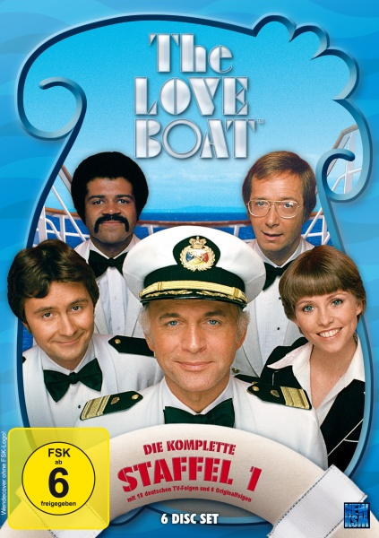 The Love Boat - Staffel 1: Episode 01-24 (6 DVDs)