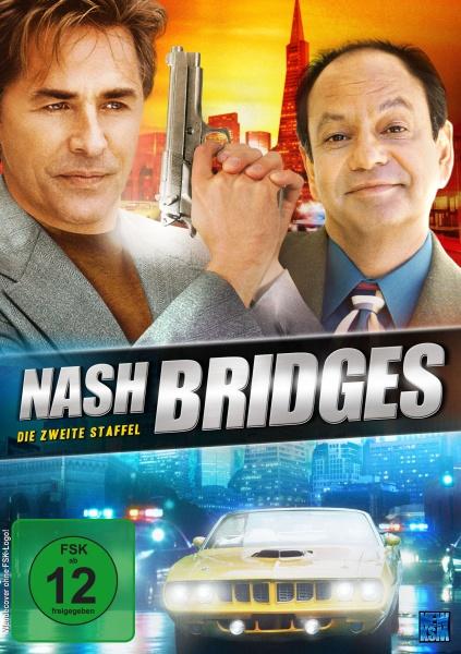 Nash Bridges - Staffel 2 - Episode 09-31 (6 DVDs)