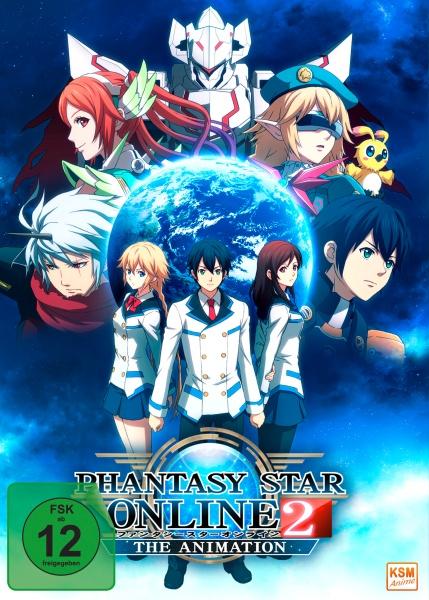 Phantasy Star Online 2 - Volume 1: Episode 01-04 (DVD)