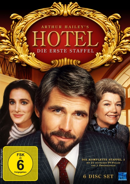 Hotel - Staffel 1: Episode 01-22 (6 DVDs)
