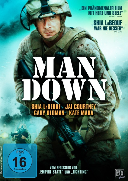 Man Down (DVD)