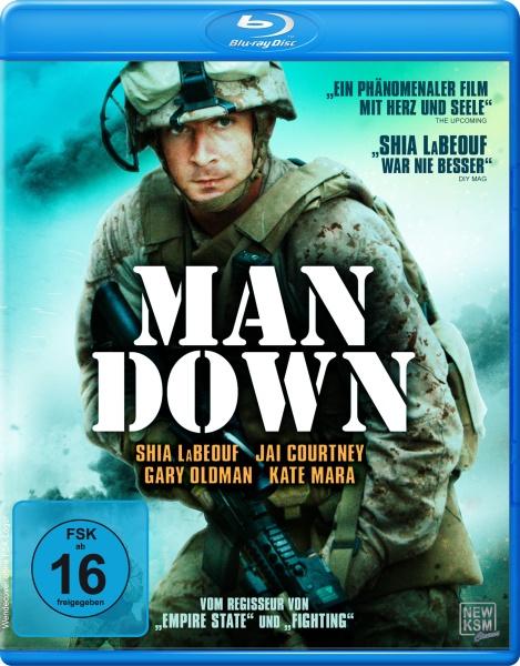 Man Down (Blu-ray)