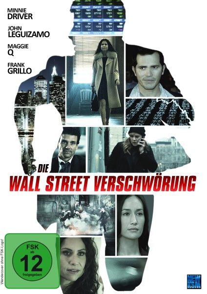Die Wall Street Verschwörung (DVD)