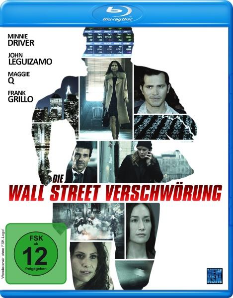 Die Wall Street Verschwörung (Blu-ray)