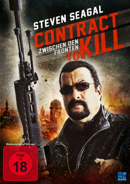 Contract to Kill - Zwischen den Fronten (DVD)