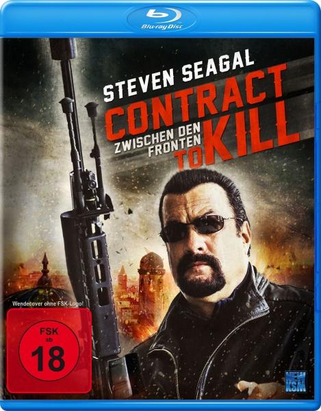Contract to Kill - Zwischen den Fronten (Blu-ray)