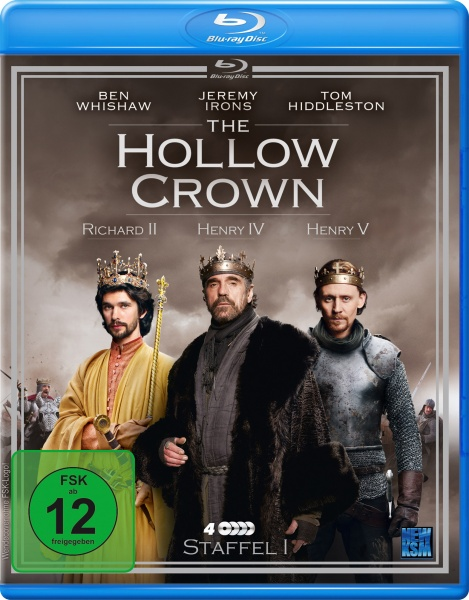 The Hollow Crown - Staffel 1 (4 Blu-rays)