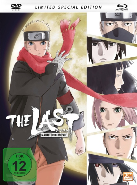 The Last: Naruto - The Movie (2014) - Special Edition (Blu-ray+DVD)