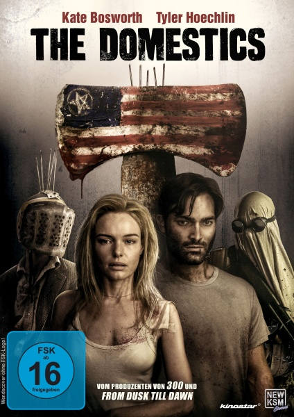 The Domestics (DVD)