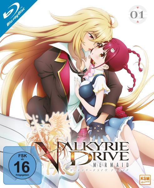 Valkyrie Drive - Mermaid - Volume 1: Episode 01-04 (Blu-ray)